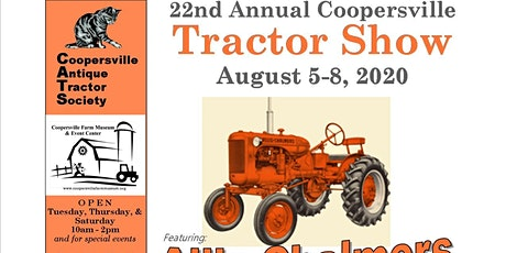 Coopersville Tractor Show tickets