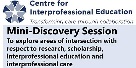 Mini-Discovery Session tickets
