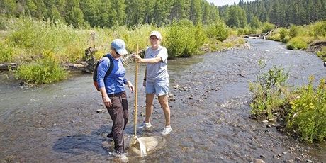 Stream Sampling on Whychus Creek tickets