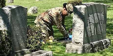 Veteran Gravestone Cleanup THIS EVENT HAS BEEN POSTPONED tickets