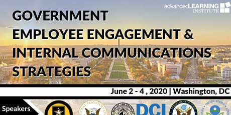Government Employee Engagement & Internal Communications Strategies tickets