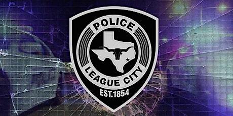 League City Police Department Civil Service Applicant Test tickets
