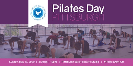 Pilates Day Pittsburgh 2020 tickets