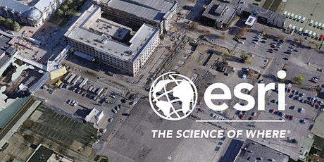 HANDS-ON TRAINING WITH THE ESRI DRONE COLLECTION tickets