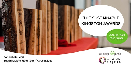 The 2020 Sustainable Kingston Awards tickets