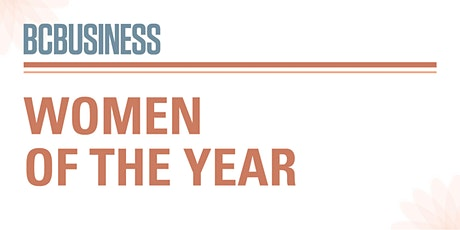 BCBusiness Women of the Year tickets