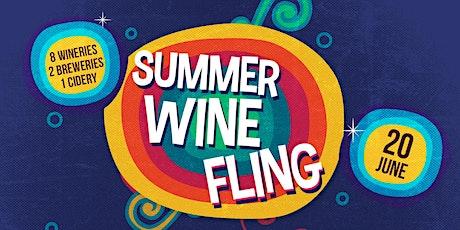 Summer Wine Fling! tickets