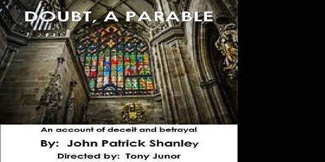Doubt a parable tickets