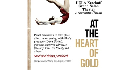 Sexual Assault Awareness Month Film Screening & Panel- At the Heart of Gold tickets