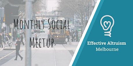 Monthly Social Meetup tickets