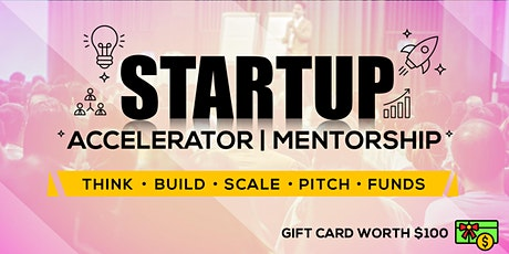 Startup Mentorship Program entradas
