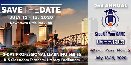 Step Up Your GAME Literacy is Life Conference 2020 tickets