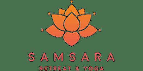 Weekend Yoga Retreat - May tickets