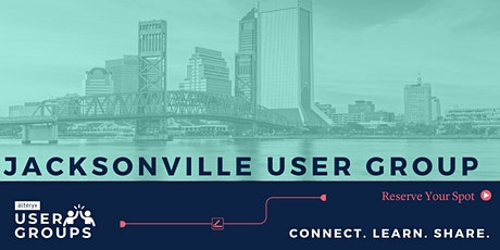 Jacksonville Alteryx User Group Q2 2020 Meeting tickets