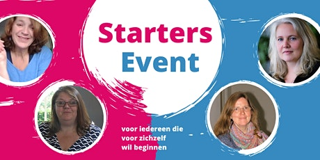ONLINE StartersEvent - valkuilen & sucsessen tickets