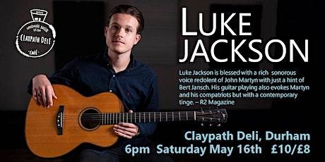 LUKE JACKSON tickets