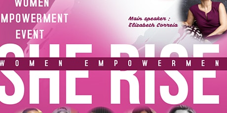 She Rise 2020 Women's Empowerment Event tickets