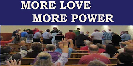 Bible Institute: More Love, More Power tickets