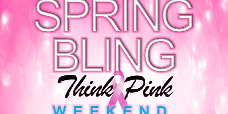 Spring Bling Think Pink Joyful Journey 2020: Cancer Awareness Benefit tickets