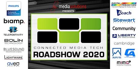 BG MEDIA SOLUTIONS  presents THE CM TECH ROADSHOW 2020 tickets