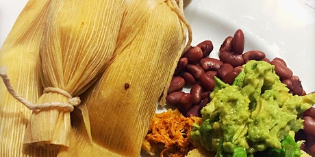 Tamales-More Masa in the Casa! tickets
