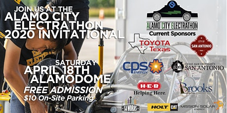 Alamo City Electrathon Invitational tickets