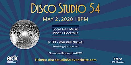 Disco Studio 54 tickets