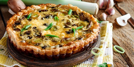 Early Summer Savory Tarts tickets