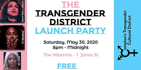 Transgender District Launch Party tickets
