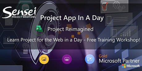 Online  User Group Event: Discover Power Apps with Project for the Web tickets