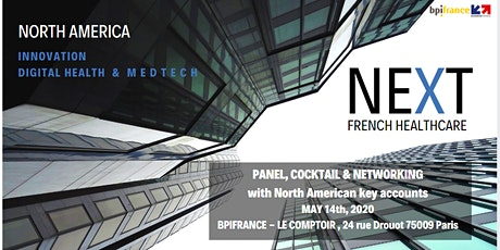 NEXT French Healthcare | Digital Health & MedTech North America tickets