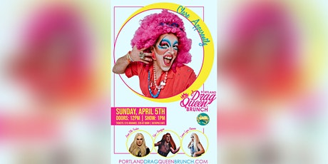 Portland Drag Brunch in Olympia at Octapas Cafe - April! tickets