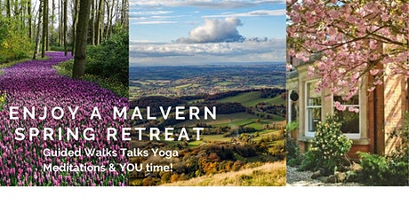 Malvern Spring  Mind Body Wellness Retreat tickets