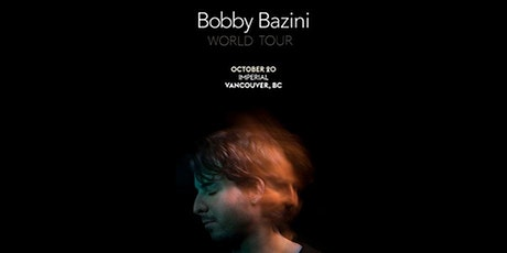 Bobby Bazini tickets