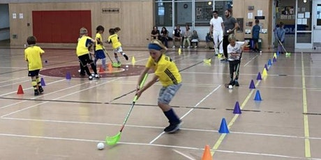 Scandinavian Floorball (Innebandy) for kids (ages 5-12) tickets