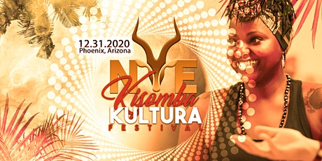 New Year Eve Kizomba Kultura Festival 2020 tickets