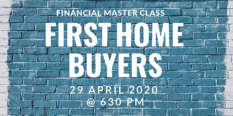 AMEGA FS Financial Master Class: First Home Buyers tickets