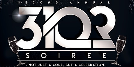 3103 Soiree - The Masquerade Ball Edition tickets