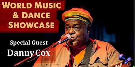 World Music & Dance Showcase: Rhythms of Resistance! tickets