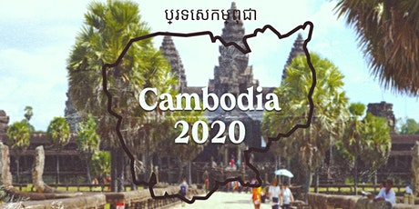 Cambodia 2020 Missions Fundraiser tickets