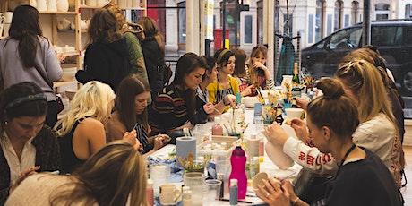 Pottery Painting - Sunday BYOB Session tickets