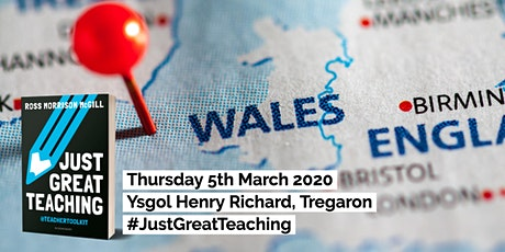 Just Great Teaching - Ysgol Henry Richard, Tregaron, Wales tickets