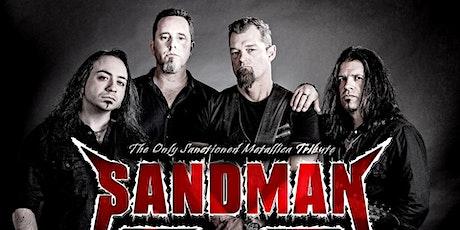 Sandman & Hell's Bell's Concert tickets
