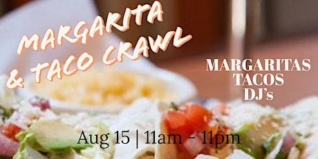 Margarita and Taco Bar Crawl - Charlotte tickets