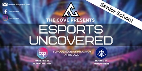 Esports Uncovered, Years 7-9 - Powered by BOP tickets