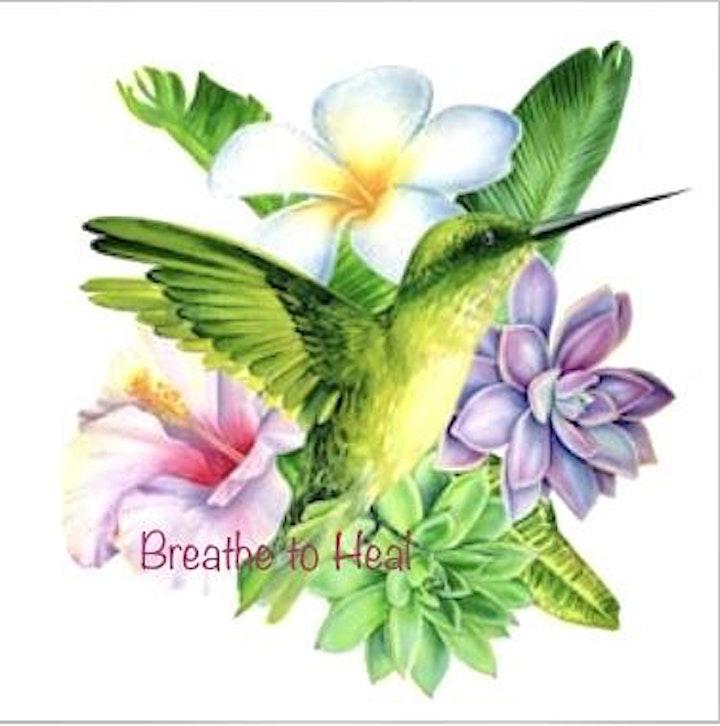 Breathing for Lisa-Heart Centered Breathwork image