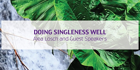 Tabor Workshops (Perth): Doing Singleness Well tickets