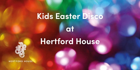 Postponed until further notice - Easter Monday Kids Disco tickets