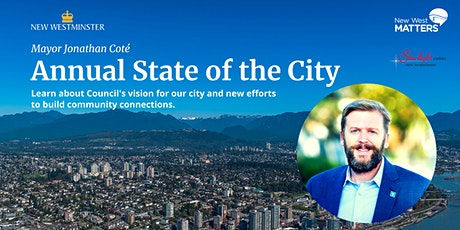 Annual State of the City Luncheon tickets