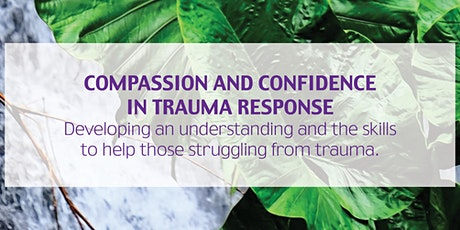 Tabor Workshops (Perth): Compassion and Confidence in Trauma Response tickets